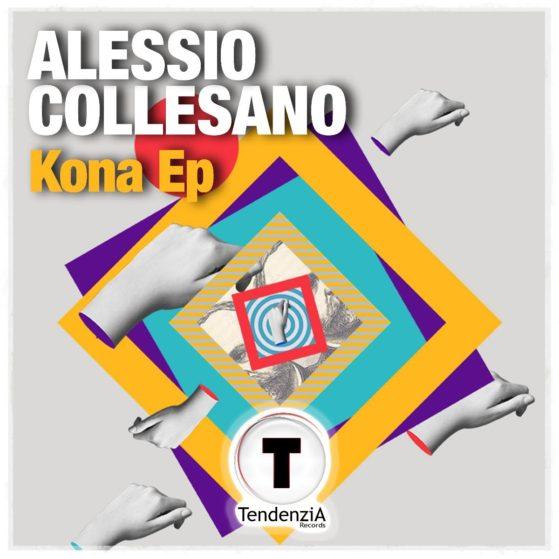 Alessio Collesano - Kona Ep