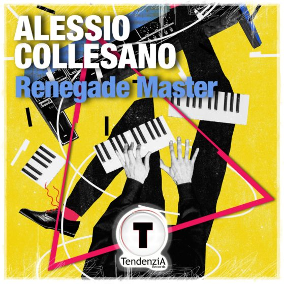 Alessio Collesano - Renegade Master (Original Mix) Cover Art